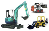 Earthmoving Equipment Rentals in Talladega AL