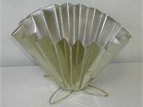 Where to find BASKET FLOWER FAN BRASS, PAIR in Talladega