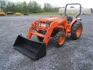 Where to find TRACTOR W FRT LOADER   1 ATCH in Talladega