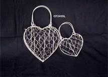 Where to find HEART, WIRE BASKET  LG SM in Talladega