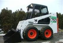 Where to find SKIDLOADER, BOBCAT W 60 BUCKET in Talladega