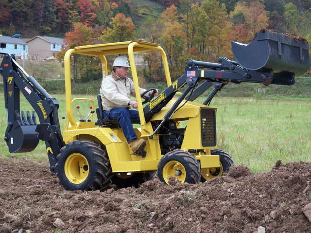 Where to find BACKHOE, TERRAMITE T7 DIESEL in Talladega